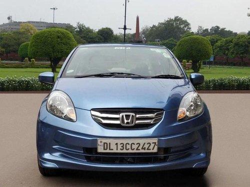 Used Honda Amaze S i-Vtech 2013 MT for sale in New Delhi