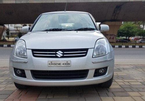 Used Maruti Suzuki Swift Dzire VDI 2010 MT in Bangalore