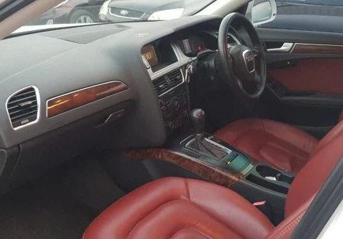 Audi A4 2.0 TDI 177 Bhp Premium Plus 2009 AT for sale in Pune