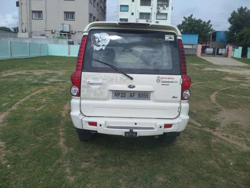 Mahindra Scorpio VLX 4WD 7S BSIV 2012 MT for sale in Hyderabad