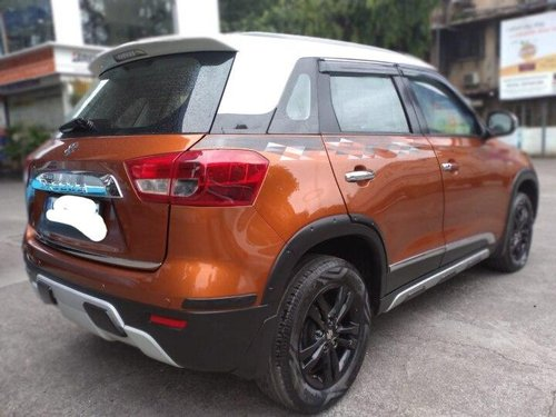 Used Maruti Suzuki Vitara Brezza ZDi Plus AMT 2018 AT for sale in Mumbai