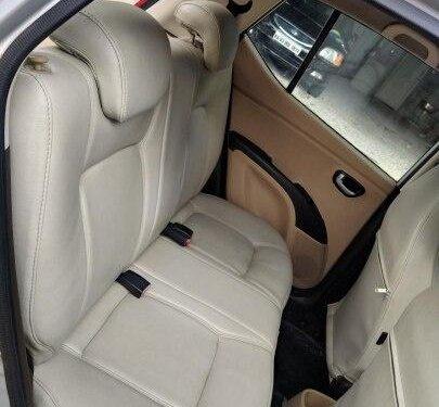 Used 2010 Hyundai i10 Sportz 1.2 AT in Bangalore