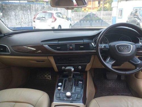 Used Audi A6 2015 AT for sale in Kolkata