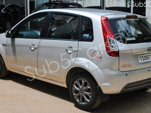 Used Ford Figo 2015 MT for sale in Hyderabad
