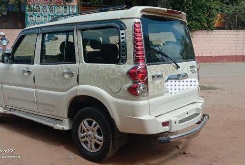 Mahindra Scorpio VLX 2.2 mHawk Airbag BSIV 2012 MT in Hyderabad