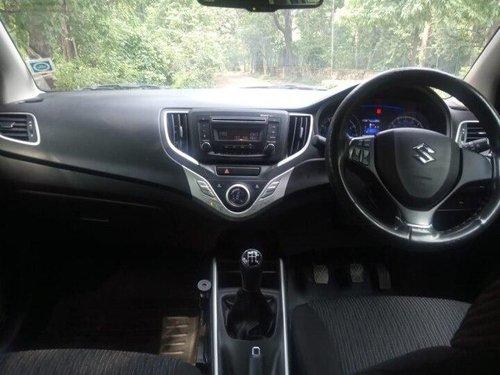 Maruti Suzuki Baleno Zeta 2017 MT for sale in New Delhi