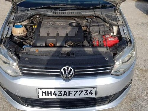 Volkswagen Vento Diesel Highline 2011 MT for sale in Pune -0