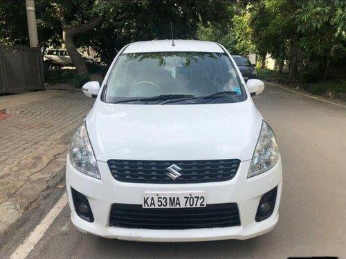 Used 2013 Maruti Suzuki Ertiga ZDI MT in Bangalore