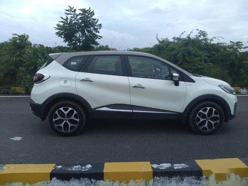 Renault Captur 1.5 Diesel Platine 2017 MT for sale in Hyderabad