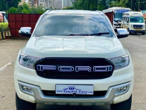 Ford Endeavour 3.2 Titanium AT 4X4 2017 AT for sale in Mumbai