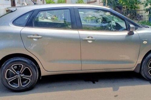 2017 Maruti Baleno Sigma Diesel MT for sale in Ahmedabad