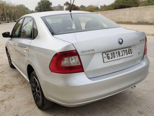 Skoda Rapid 1.5 TDI AT Elegance Black Package 2015 in Surat
