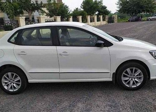 Used Volkswagen Ameo 2017 AT for sale in Faridabad