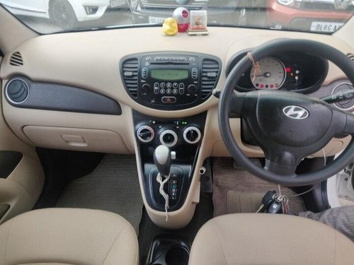 Used Hyundai i10 2010 AT for sale in New Delhi