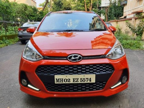 Used Hyundai Grand i10 2018 AT for sale in Mumbai