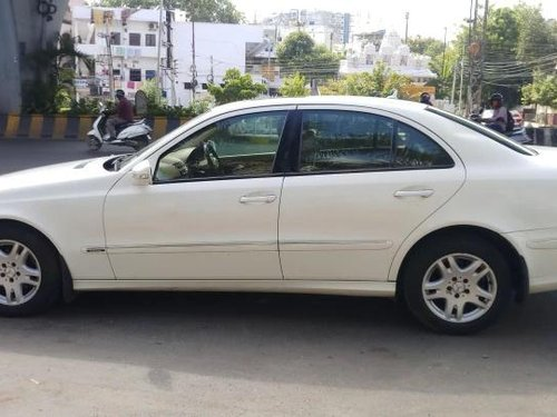 Mercedes Benz C-Class C 220 CDI Elegance AT 2009 AT in Hyderabad