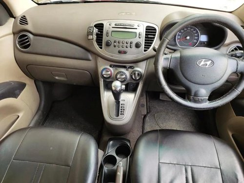 Used Hyundai i10 Sportz 1.2 AT 2012 AT for sale in Hyderabad