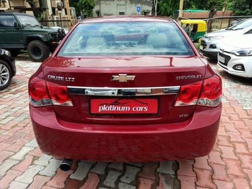 Chevrolet Cruze LTZ 2010 MT for sale in Ahmedabad