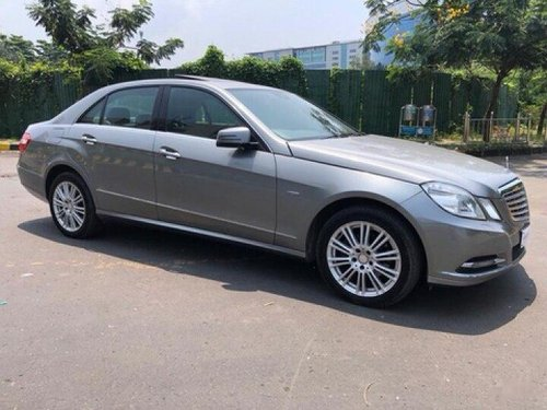 Used 2011 Mercedes Benz E Class AT for sale in Mumbai