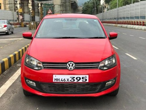 Volkswagen Polo Petrol Highline 1.2L 2013 MT for sale in Mumbai