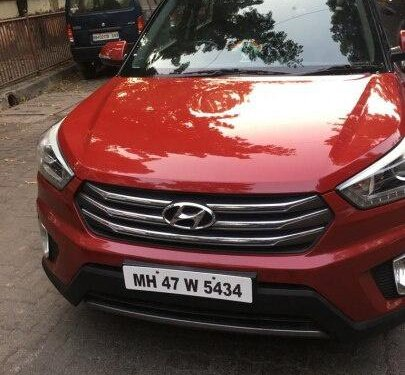 Hyundai Creta 1.6 CRDi AT SX Plus 2017 AT for sale in Mumbai