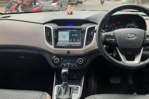 Used Hyundai Creta 1.6 SX Option Diesel 2018 MT in Pune
