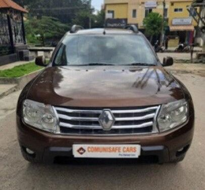 Renault Duster 2019 MT for sale in Bangalore
