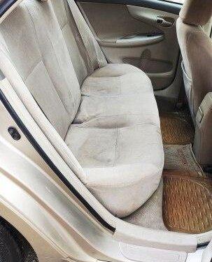 Used 2011 Toyota Corolla Altis MT for sale in Kolkata