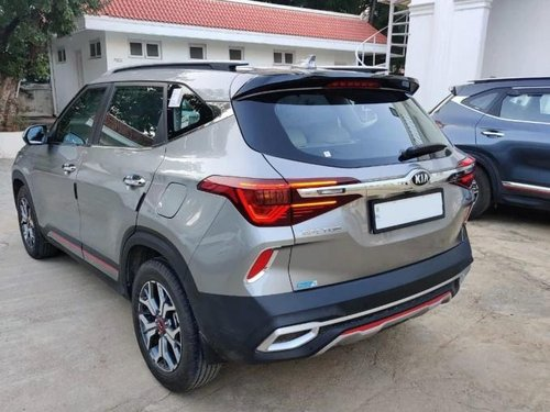 Used 2020 Kia Seltos AT for sale in Hyderabad