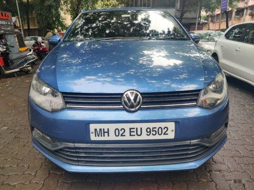 Volkswagen Polo 1.2 MPI Comfortline 2018 MT for sale in Mumbai-3