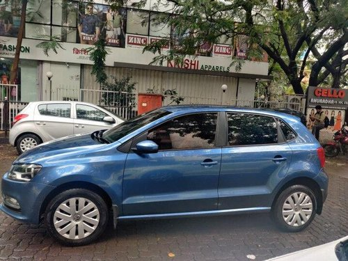 Volkswagen Polo 1.2 MPI Comfortline 2018 MT for sale in Mumbai-1