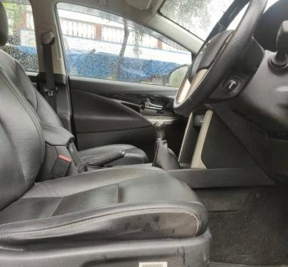Used Toyota Innova Crysta 2.4 ZX MT 2018 MT for sale in Mumbai