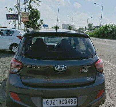 Hyundai Grand i10 Sportz 2016 MT for sale in Surat