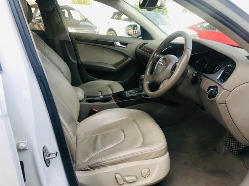 Used 2010 Audi A4 2.0 TDI AT for sale in Ahmedabad