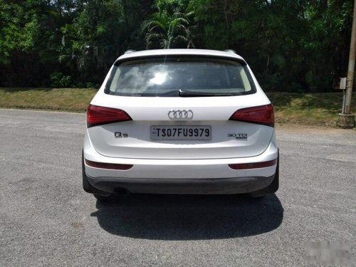 Used 2017 Audi Q5 AT for sale in Hyderabad