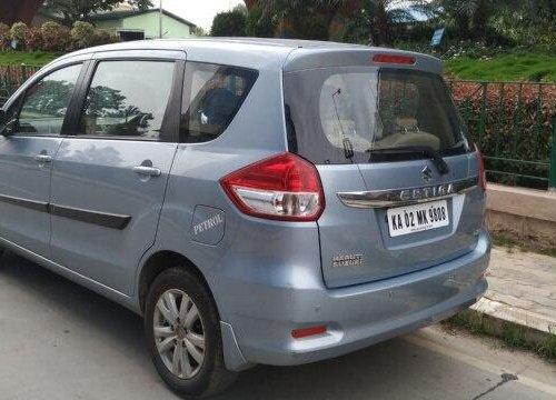 Used Maruti Suzuki Ertiga ZXI 2015 MT in Bangalore