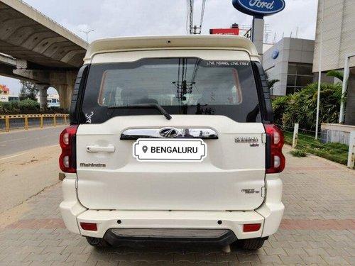 2017 Mahindra Scorpio S11 MT for sale in Bangalore