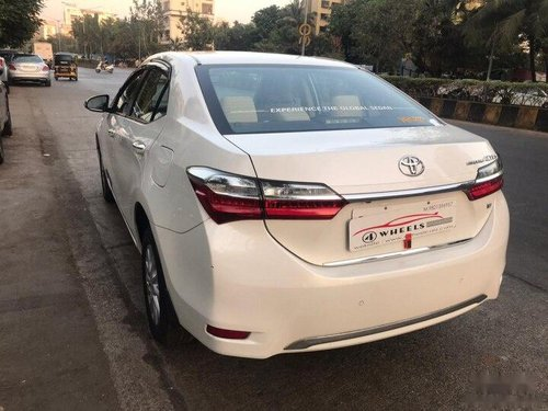 Used Toyota Corolla Altis 1.8 G CVT 2018 AT for sale in Mumbai