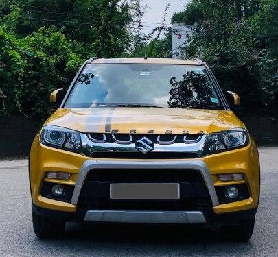 Used 2018 Maruti Suzuki Vitara Brezza ZDi MT for sale in New Delhi