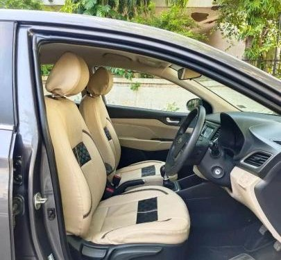 Used Hyundai Verna CRDi 1.6 EX 2018 MT for sale in Ahmedabad