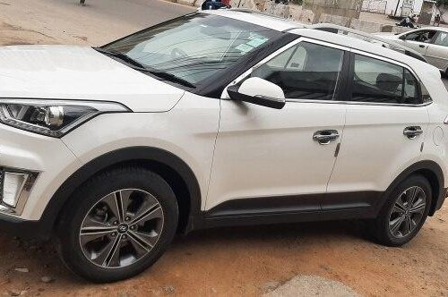Used Hyundai Creta 2016 MT for sale in Hyderabad