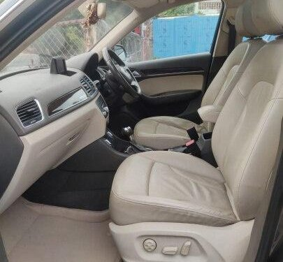 Audi Q3 2.0 TDI Quattro 2013 AT for sale in Ahmedabad