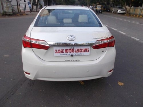 Used 2015 Toyota Corolla Altis AT for sale in Mumbai