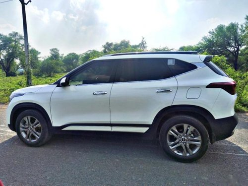 Used 2019 Kia Seltos AT for sale in Ahmedabad