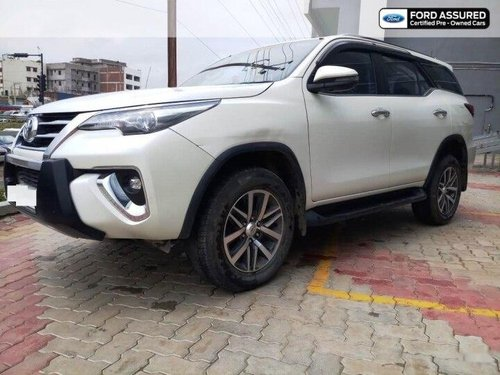 Used 2018 Toyota Fortuner AT for sale in Patna