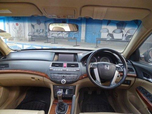 Used Honda Accord 2.4 M/T 2011 MT for sale in Kolkata