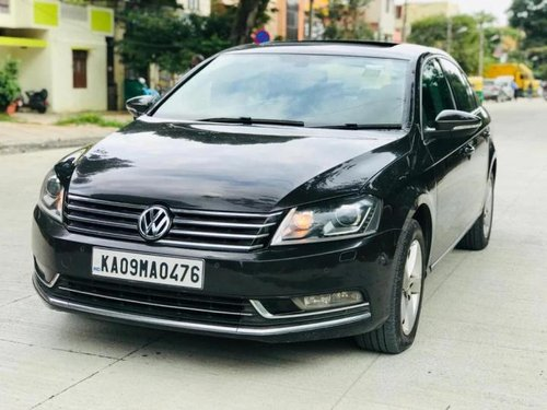 Used Volkswagen Passat 2011 AT for sale in Bangalore