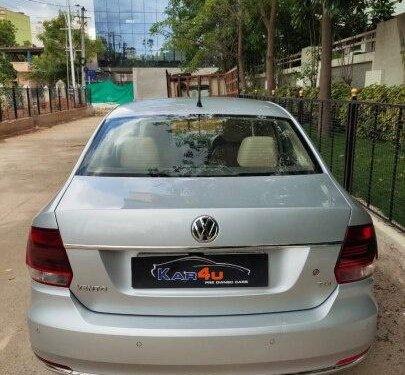2016 Volkswagen Vento 1.5 TDI Highline AT in Hyderabad