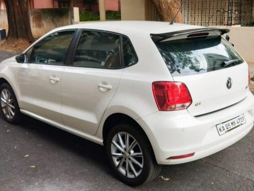 Used Volkswagen Polo GT 1.5 TDI 2018 MT in Bangalore