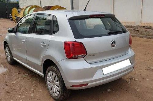 Used Volkswagen Polo 1.0 MPI Comfortline 2016 MT in Hyderabad